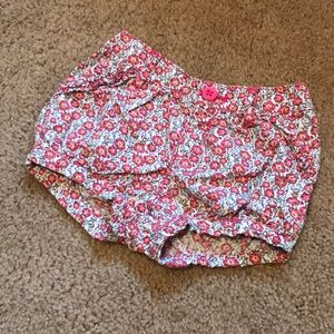 12-18 Months: Old Navy: Floral shorts